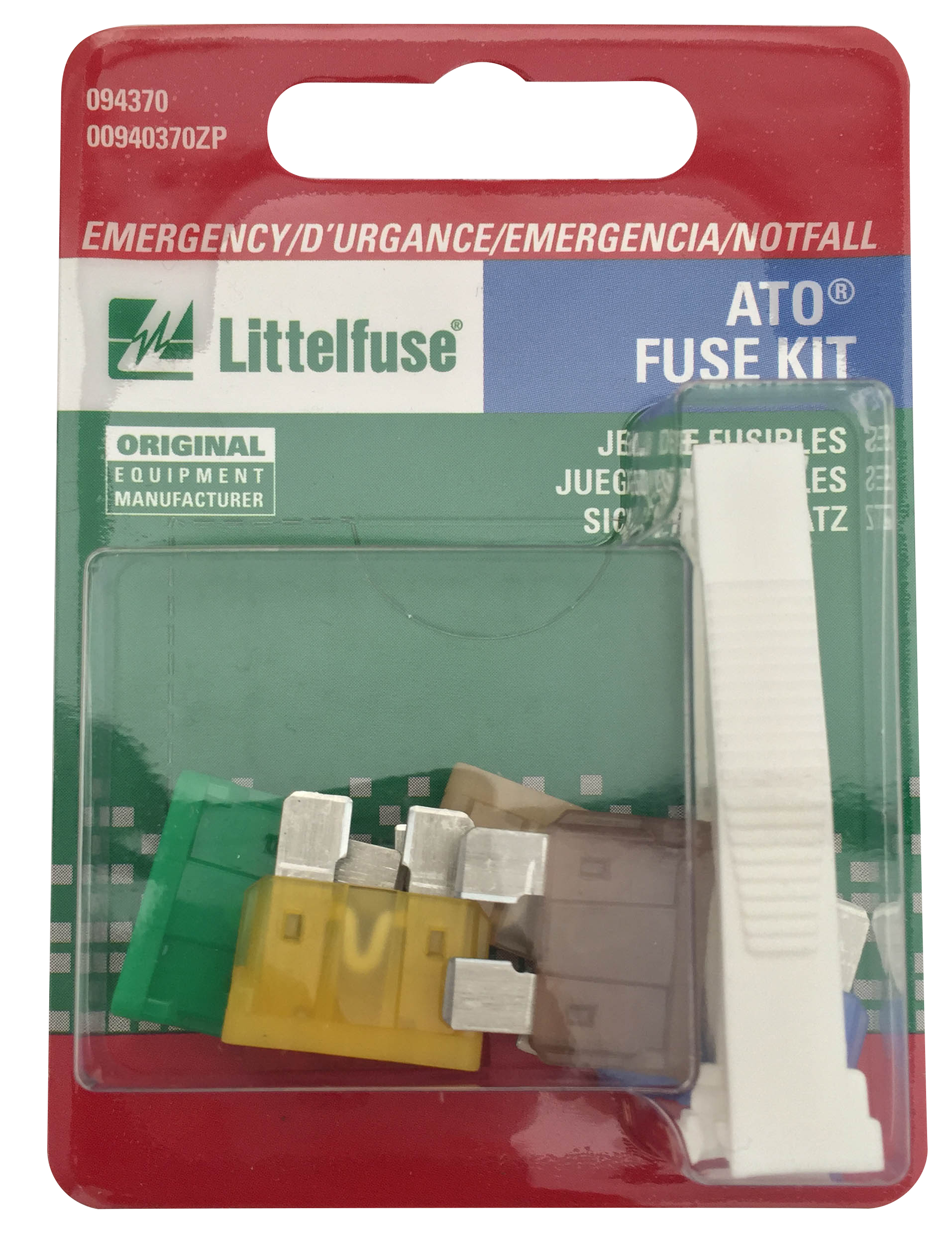 ATO Emergency Fuse Kit